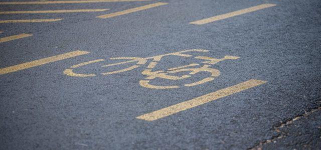 Több szakaszon a járdára vezették fel a kerékpársávot a Nagykörúton