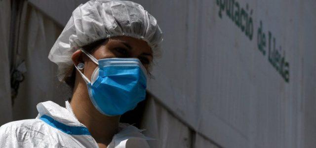 Négy beteg fertőződött újra Katalóniában, egyikük intenzív osztályon van