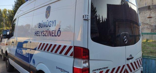 Megöltek egy férfit Miskolcon
