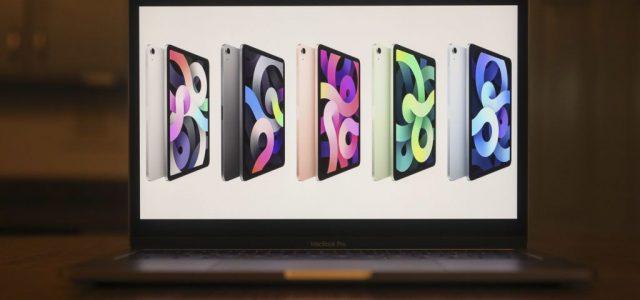 Ezt tudja az Apple új iPad Air táblagépe
