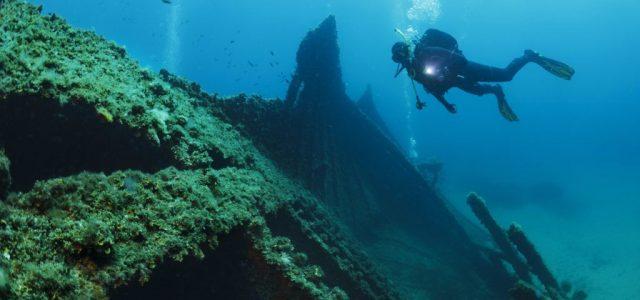 Sötét történetű hajó roncsára bukkantak
