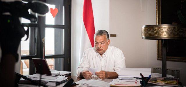 Orbán: A szórakozóhelyeknek 11 órakor be kell zárni, 19 500 forintnál nem lehetnek drágábbak a tesztek