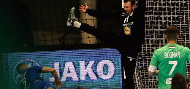Óriási meccset nyert a Fradi kézicsapata Tatabányán