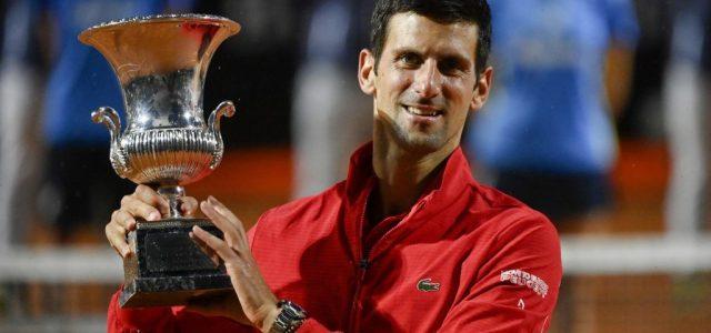 Az argentin teniszező Nadalt kiejtette, de a döntőben Djokovic megállította