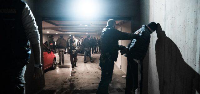 Videón a filmbe illő 200 milliós budapesti drogfogás