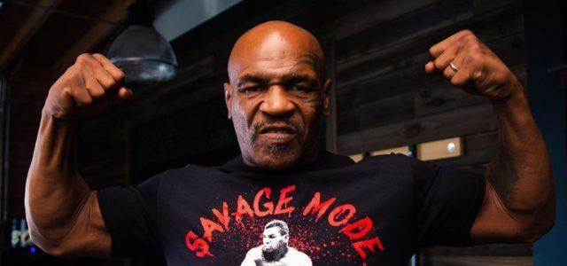 Az 54 éves Mike Tyson életében először fog szavazni elnökválasztáson