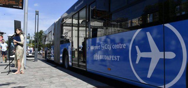 Hónapok óta nem jár a reptéri busz, de a BKK 14 millió forintért adott el jegyeket