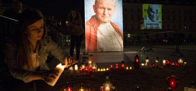 Ellopták a szent II. János Pál pápa vérét egy olasz templomból
