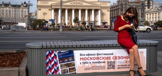 Sorra dőlnek meg a fertőzöttségi rekordok Oroszországban