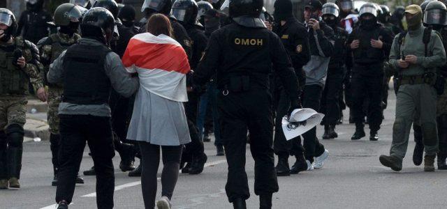 Százezres tüntetést szerveznek Belaruszban a hétvégére