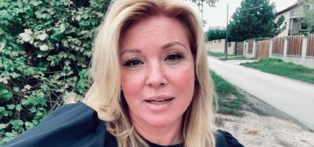 Liptai Claudia kigyógyult a koronavírusból, de a szövődményekkel még küzd