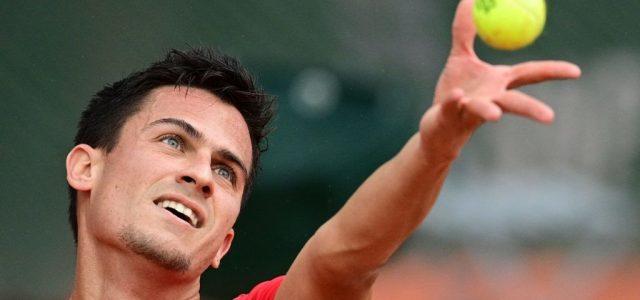 Balázs Attila megnyerte élete első Roland Garros-főtáblás meccsét
