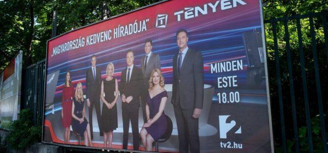 Szlovén tévétársaságot vett a TV2