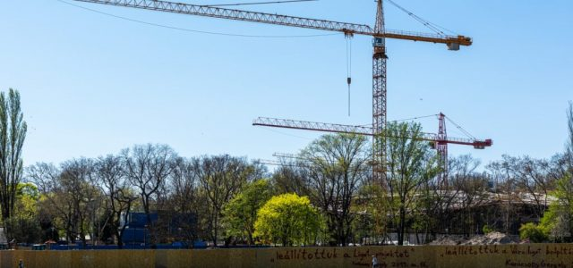 A Fővárosi Közgyűlés megszavazta a Városliget beépítését megakadályozó módosítást
