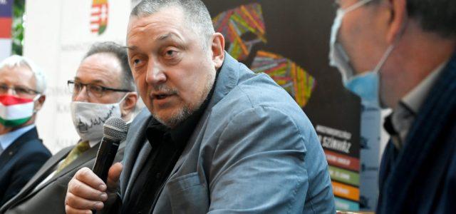 Vidnyánszky megnevezte az SZFE két új rektorhelyettesét