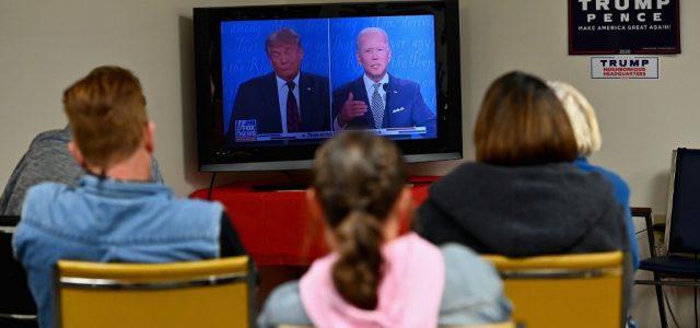 Amerikát lesújtotta Trump és Biden vitája, megugrottak a keresések a Kanadába költözésre
