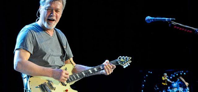 Meghalt Eddie Van Halen