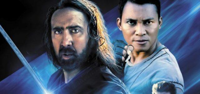 Jön Nicolas Cage ufós filmje, amiben szamurájkarddal védi meg a Földet