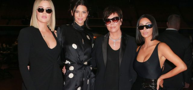 Rég készült ennyire konszolidált fotó a Kardashian családról