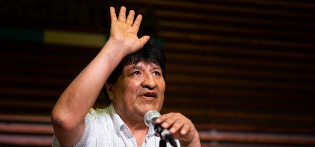 Úgy néz ki, Evo Morales jelöltje nyerte a bolíviai elnökválasztást