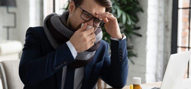 Készüljön fel, hogy a home office-ban kiszáradhat az orra