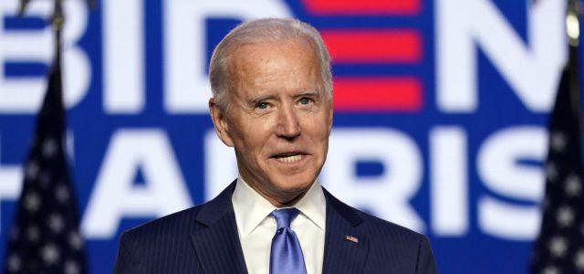 Joe Biden elmondta győzelmi beszédét
