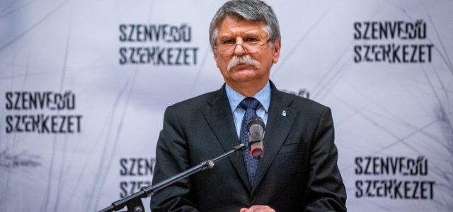 Kövér László moslékkoalícióról és goebbelsi propagandáról beszélt az EU-val kapcsolatban