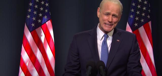 Egészen zseniális lett Jim Carrey paródiája Biden győzelmi beszédéről