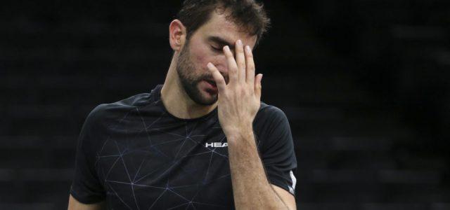 Marin Cilic egy nála 358 hellyel gyengébben rangsorolt teniszezőtől kapott ki