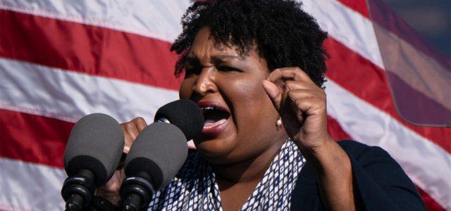 Egy fekete nő, akinek nagy szerepel volt Joe Biden győzelmében