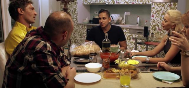 Vacsorakirály: Dietz Gusztáv kiosztotta Aureliót, amiért tiszteletlen volt vendégeivel