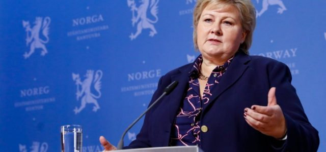 Nem támogatja a norvég miniszterelnök a kézi-Eb megrendezését