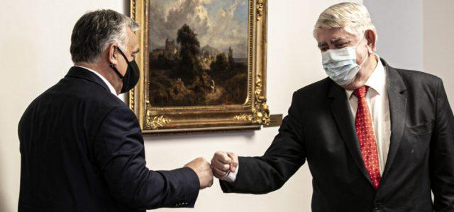 Kásler Miklós szerint már a járvány diktál
