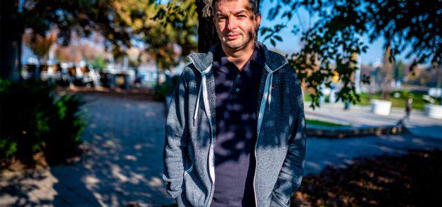 Szálinger Balázs: Meg akartam nézni, mi maradt egy elárasztott és elköltöztetett városból