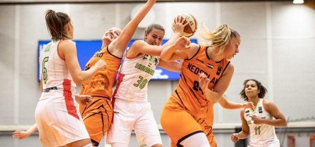 Hatalmas feltámadást produkált a női kosárlabdaválogatott, de végül kikapott