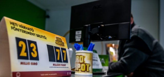 Elvitték a 175 milliós főnyereményt a Skandináv lottón