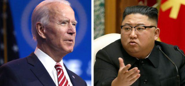 Észak-Korea rakétákkal küldheti üdvözletét Joe Bidennek