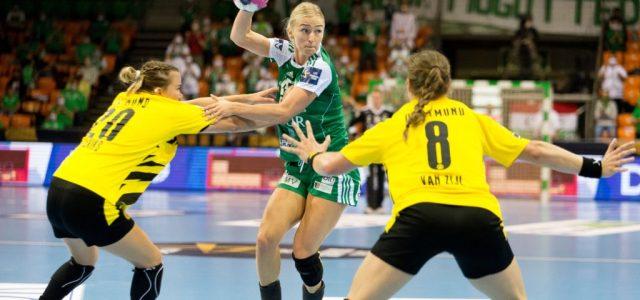 Tíz bevethető játékosa volt a Győrnek, így is megverte a Podgoricát a BL-ben