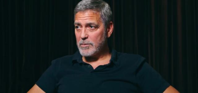 George Clooney orbánozott egyet, miközben ikonikus filmszerepeiről beszélt