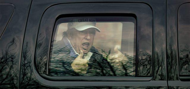 Most már komoly baj lehet abból, hogy Trump továbbra sem enged