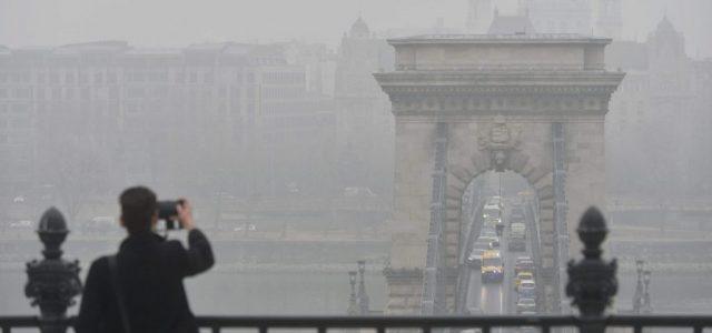 Nem veszi át a Budapestért díjat a Levegő Munkacsoport, mert nem sikerült elérni, hogy csökkenjen a légszennyezettség