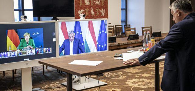 Orbán Merkelnek: Amit kérsz tőlem, az öngyilkosság
