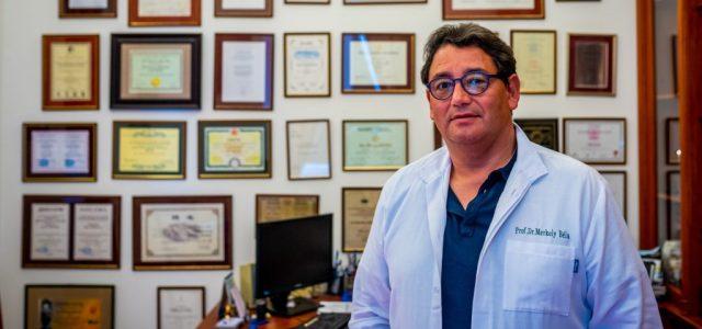 Merkely Béla: Csökken a fertőzöttek aránya