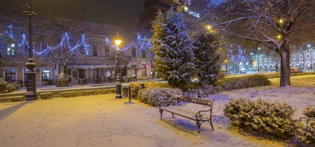 Havazott Nagykanizsán