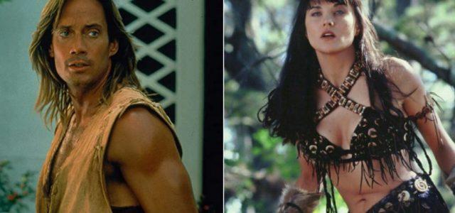 Xena vs Herkules: a Capitolium ostroma miatt Lucy Lawless leoltotta a Trump-hívő Kevin Sorbót