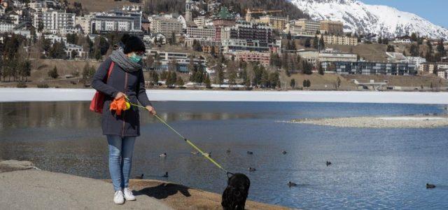 Vesztegzár alá került két luxusszálloda Svájcban