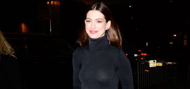 A Madame Tussauds átnevezi Anne Hathaway viaszszobrát