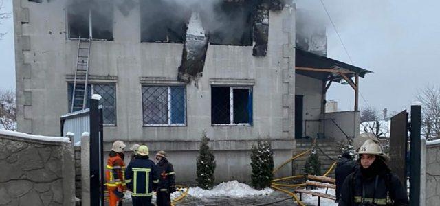 Tűz ütött ki egy ukrán idősotthonban, legalább tizenöten meghaltak