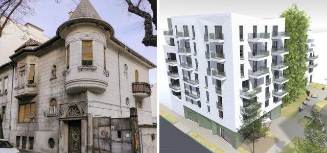 Évek óta le akar bontani egy értékes házat a XIII. kerületi önkormányzat