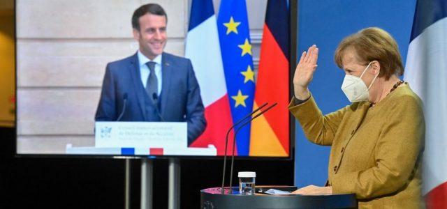 Macron: Nem egymással kell versenyezni, ebből a járványból csak európaiként tudunk kilábalni